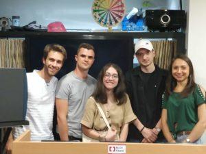 Bloc Radio Flows Communication et DJ Network