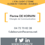 Flows Communication carte de visite ECEMA