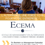 Flows Communication pour ECEMA Lyon