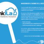 Flows Communication dossier de presse pour Linkilab