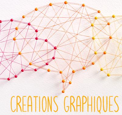 Créations graphiques Flows Communication